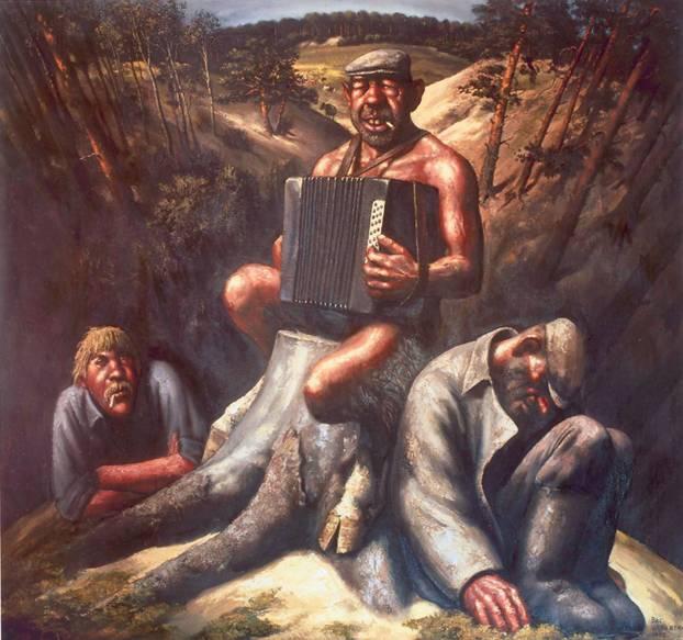 Голые мужики в живописи фото 324-888