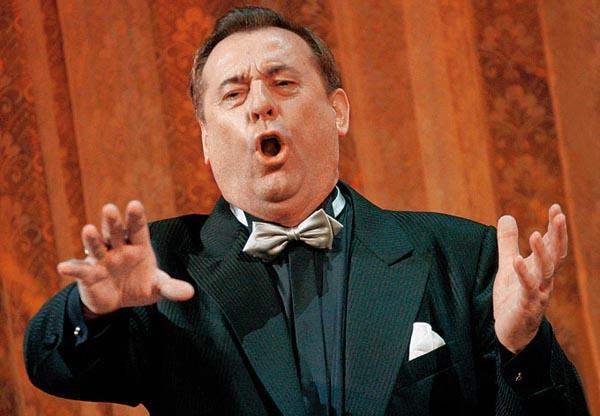 фамилии оперных певцов россии