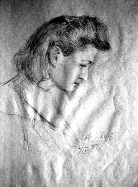 Рисунки войны 1941 1945 карандашом